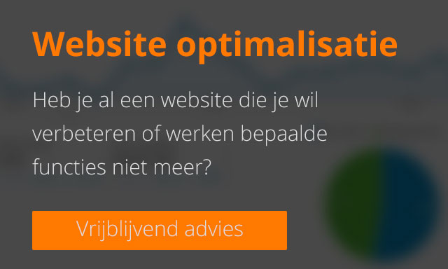 Vrijblijvend advies - Website optimalisatie