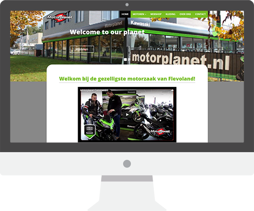 Motorplanet | Desktop