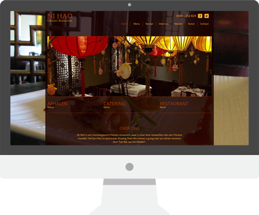 Chinees Restaurant Ni Hao | Desktop